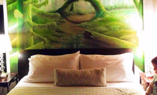 Hoh Rainforest Suite Domaine Madeleine Port Angeles 2